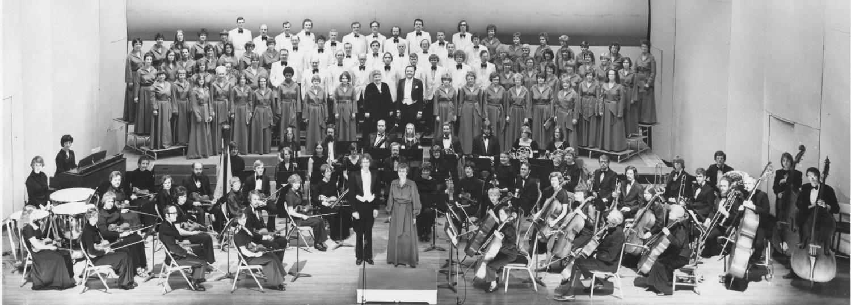 orchestra & choir 1977