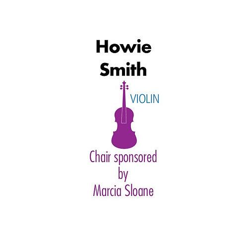 Chair or Choir Sponsorship
