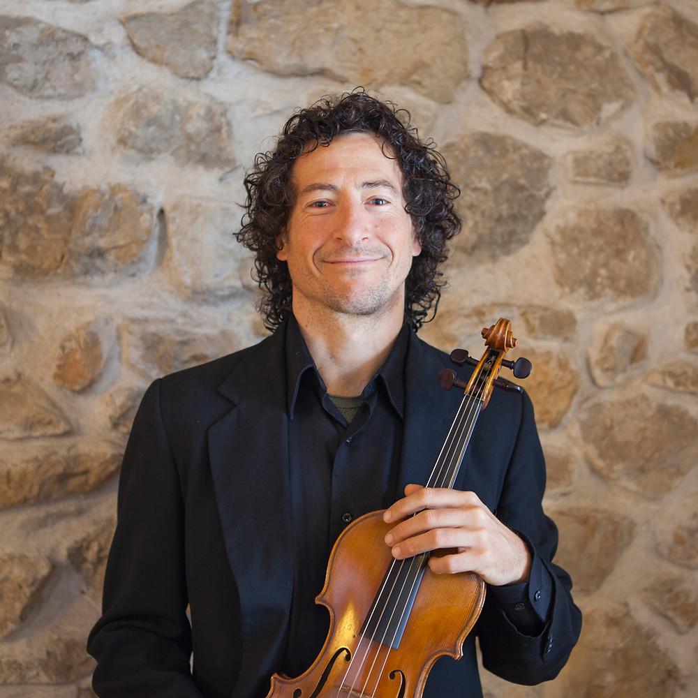 Byron Wallis, Violin