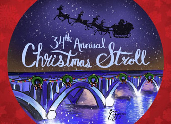 The Great Falls Symphony at the 34th Annual Christmas Stroll