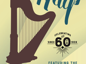 "Cascade Quartet presents ""The Harp"""