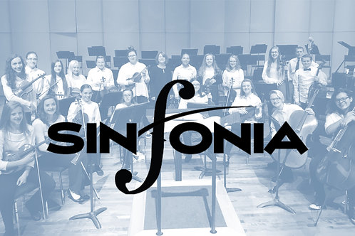 Sinfonia Tuition - Fall Semester