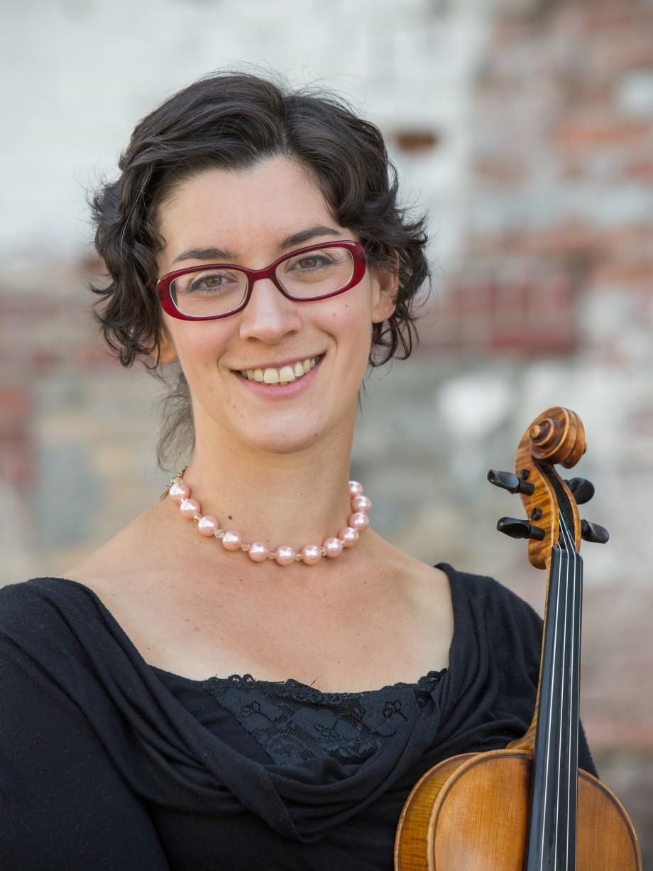 Megan Karls, Violin