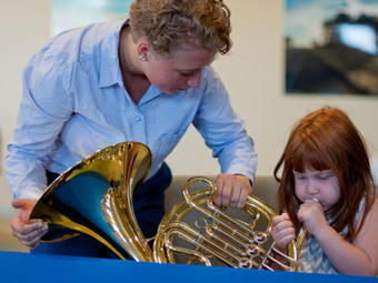 Grant awarded for introductory lesson program for GFPS music students