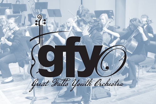 Youth Orchestra Tuition - Fall Semester