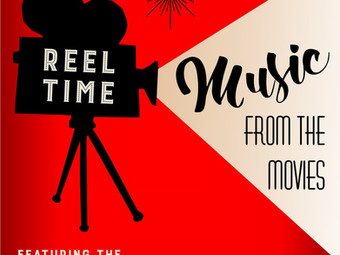 "Cascade Quartet presents ""Reel Time: Music from the Movies"""