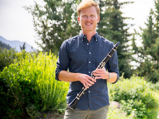 New principal clarinetist to join the Great Falls Symphony and Chinook Winds in January 2019