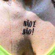 Tatuagens Não é Não