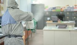 30 Güne kadar kalıcı koruma sağlayan dezenfeksiyon hizmeti