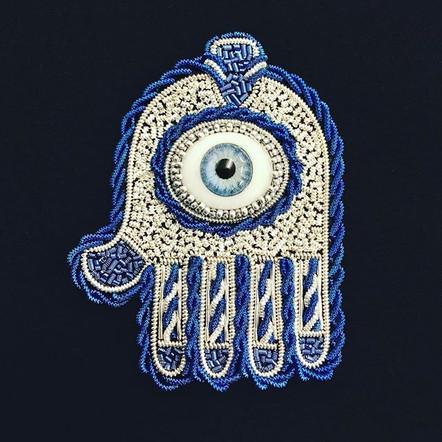 Hamsa Amulet