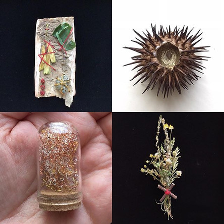 Quick-fire amulets for small anxieties _