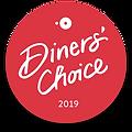 Diner's Choice Award 2019