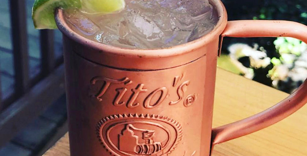 MOSCOW MULE (Pint - Serves 4)