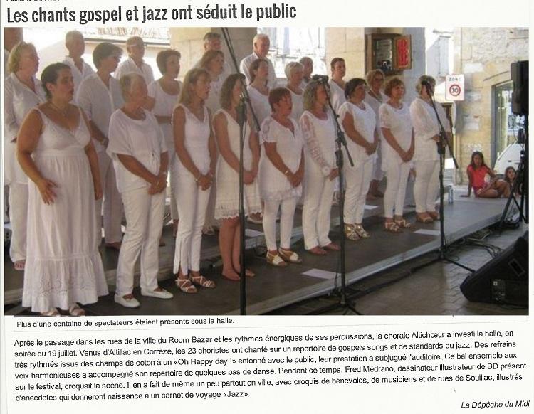 Souillac (46) -  19 juillet 2016