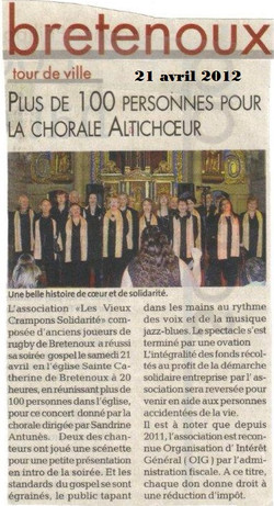 Bretenoux - 21 04 2012