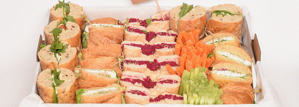 Sandwich BOX Wege