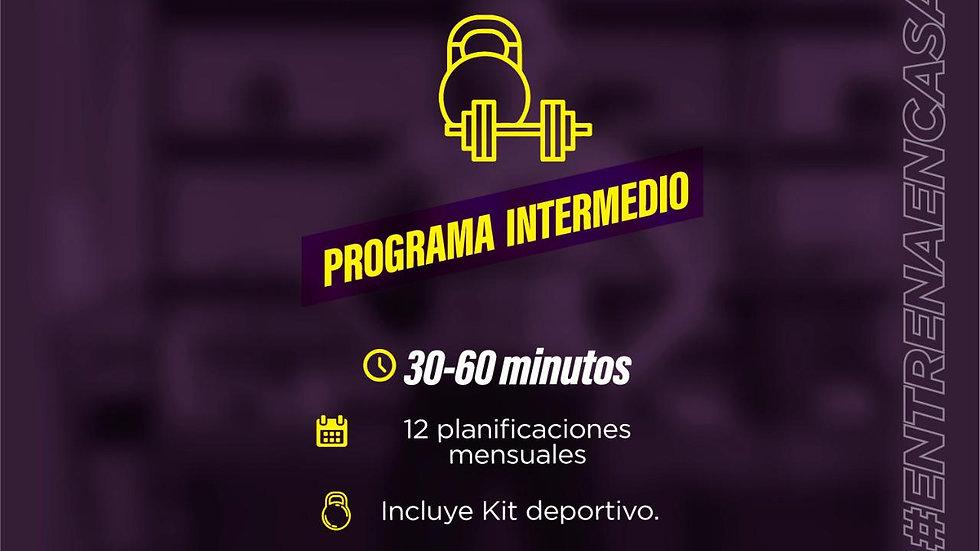 Programa intermedio
