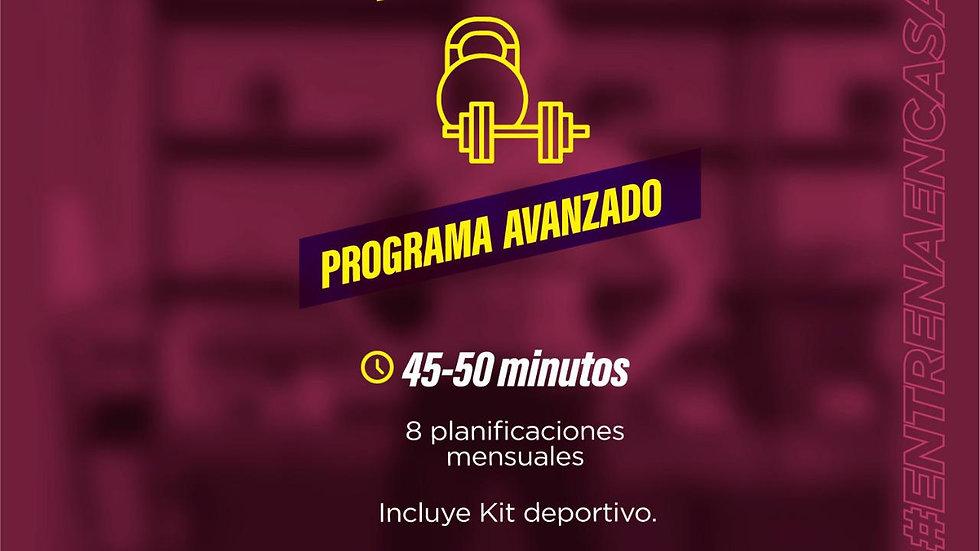 Programa avanzado