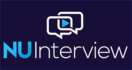 Logo NuInterview Biometrics, invertervie