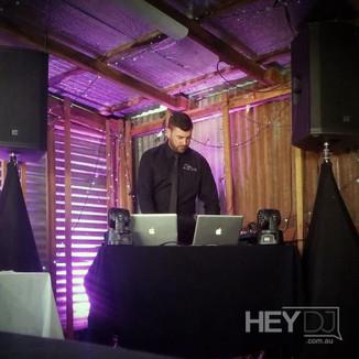 Hey DJ  - Tuggeranong Homestead - Wedding 2016
