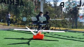 Dos firmas internacionales se juntan para hacer entregas a domicilio con drones; servicio arrancará