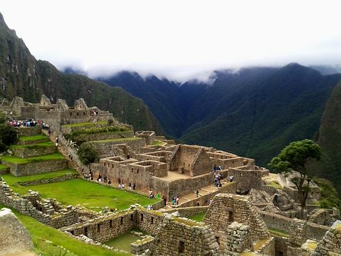 Virtual Tour of Sacred Sites