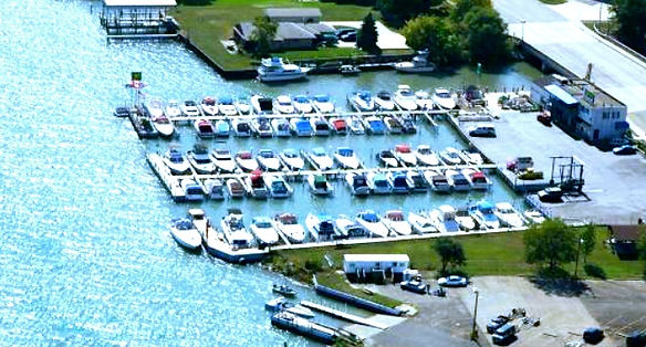 Marina, Boat Dock and Storage