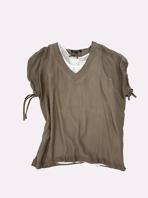 PICADILLY Drawstring Top