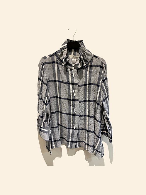 MOONLIGHT Plaid Top/Jacket