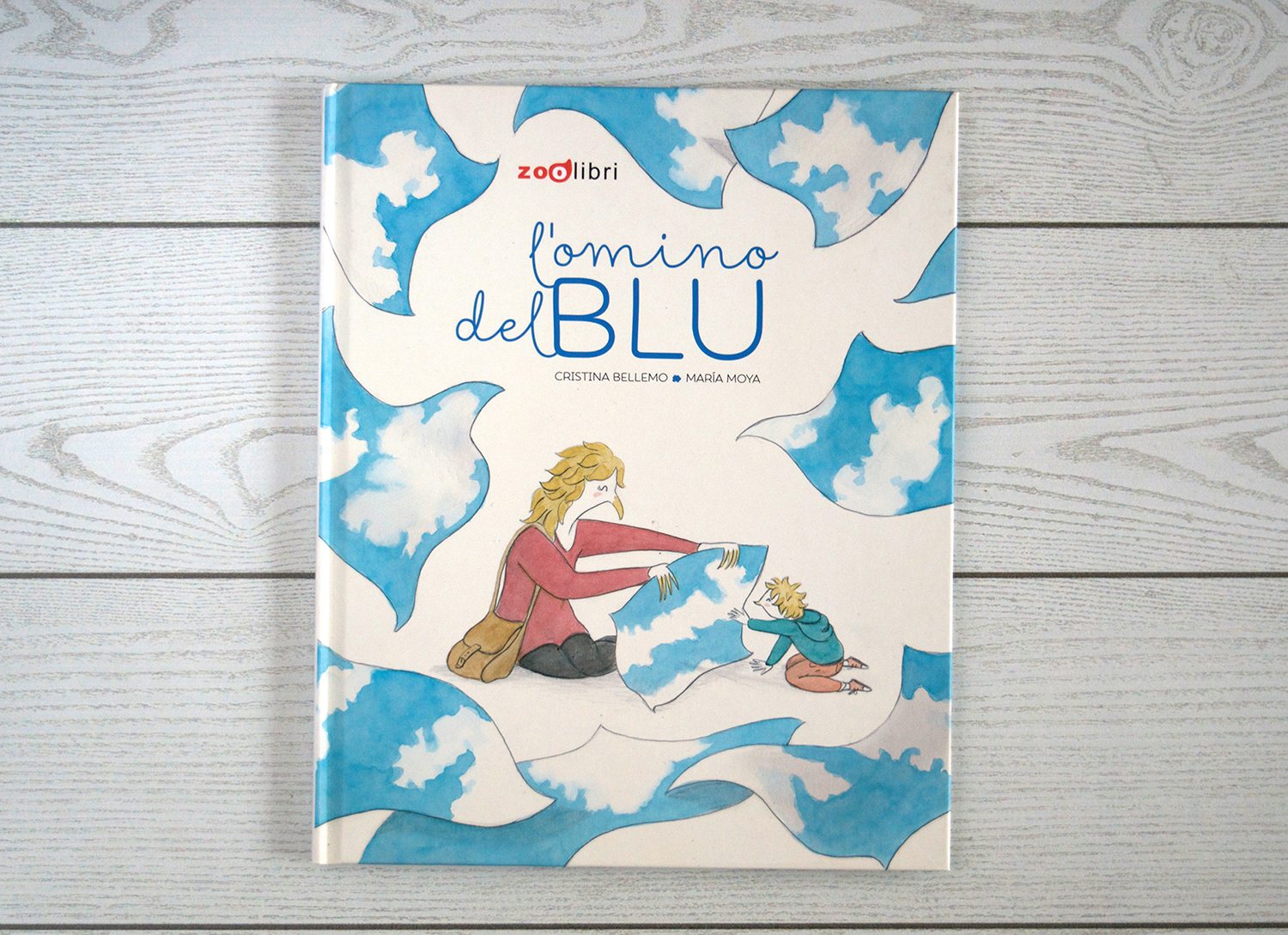 The Blue Seller cover