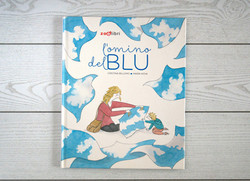 The Blue Seller cover
