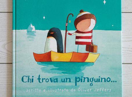 Un pinguino o un fratellino?