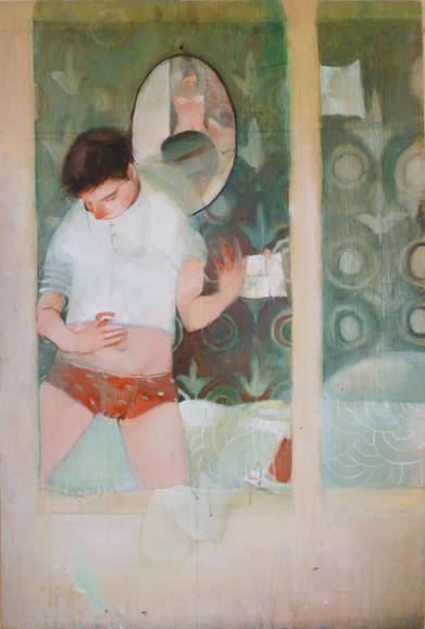Young Boy by V. Ruffato