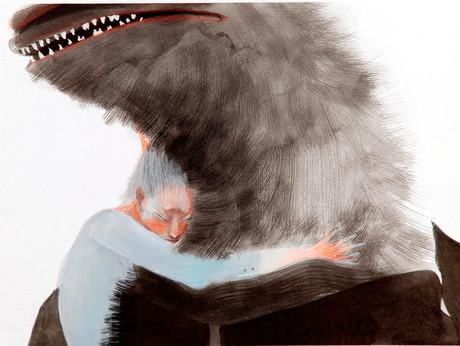 The Beauty and the Beast II by V. Ruffato