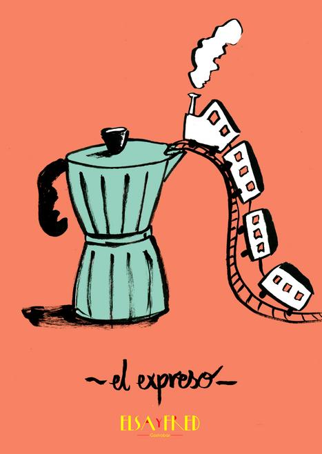 Espresso by M. Moya