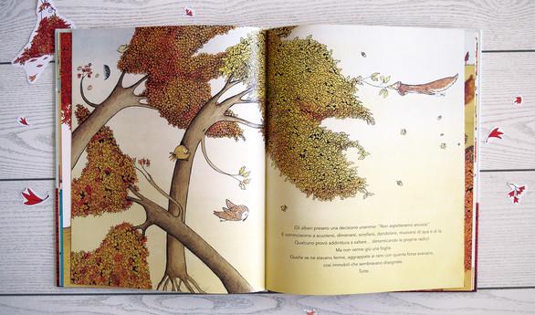 The Leaves Tamer by M. Moya II