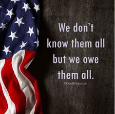We Salute All That Have Served!