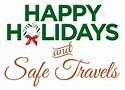 Holiday Travel?