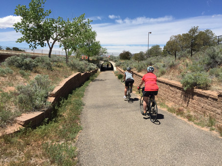 Our Five Favorite Urban Bike Trails in Santa Fe