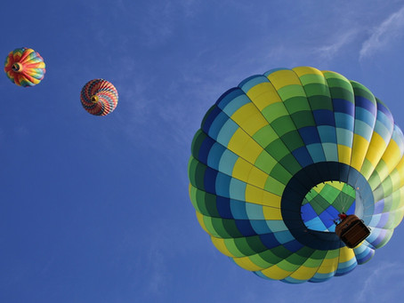 Albuquerque International Balloon Fiesta | Oct. 5-13 | 2019