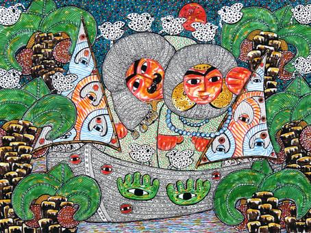 15th Annual International Folk Art Market | Santa Fe