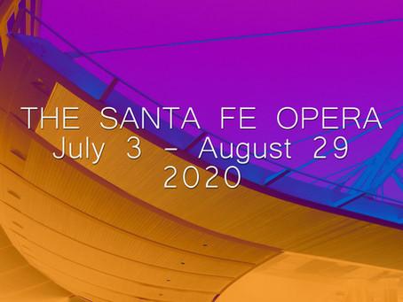 Santa Fe Opera | 2020