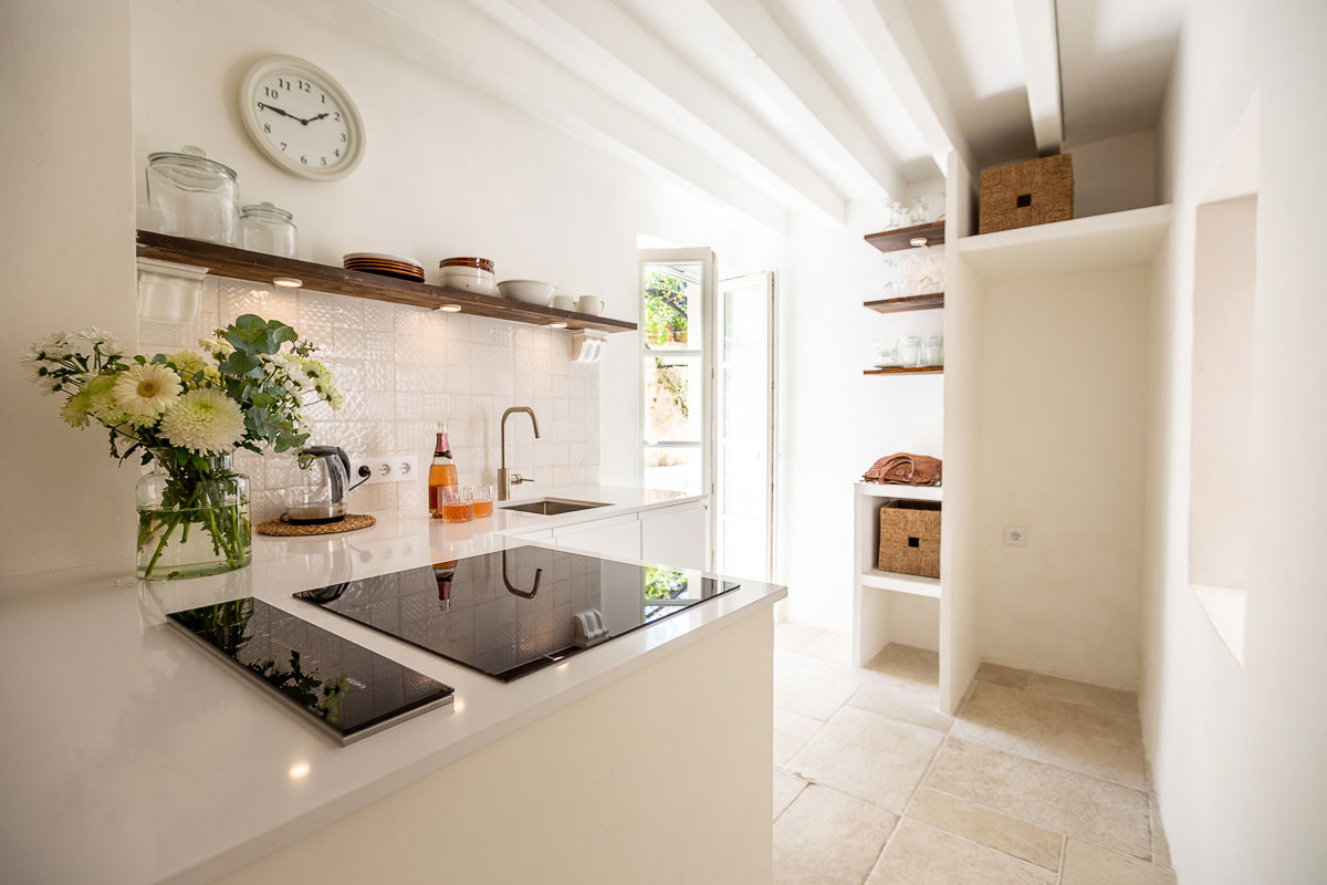Townhouse in the middle of soller
