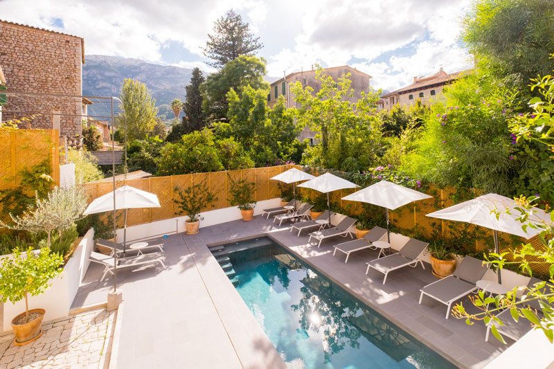 Luxury Townhouse in Soller Mallorca for Sale