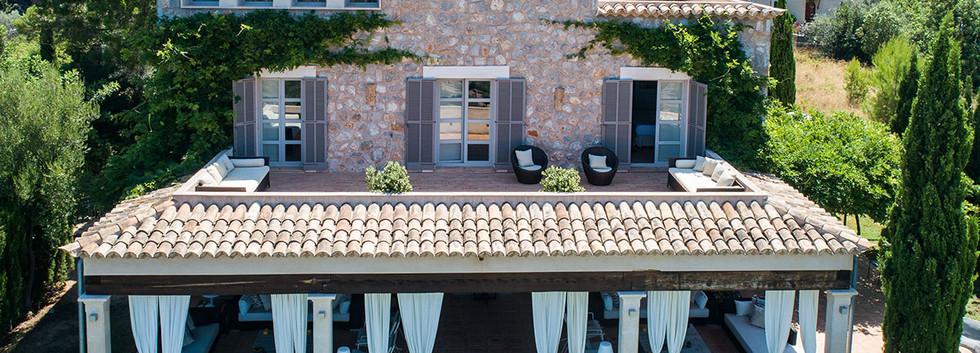 Stone Facade Villa for sale in Deia