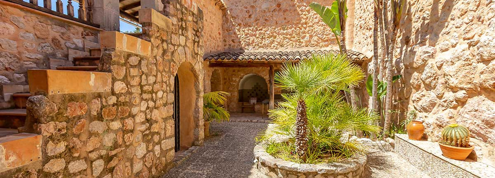 Stone House for Sale Fornalutx Mallorca