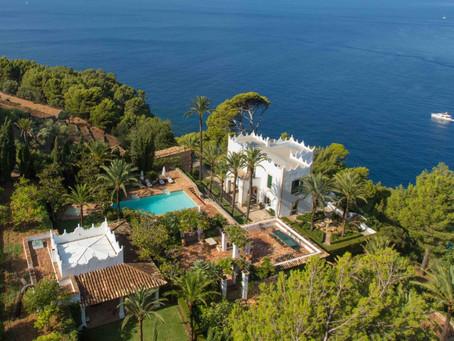 What draws Celebrities to Mallorca?