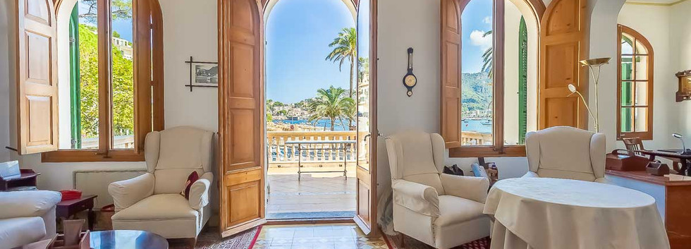 Villa on the beach Soller Mallorca