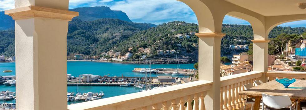 Sea View Penthouse for Sale Port de Soller