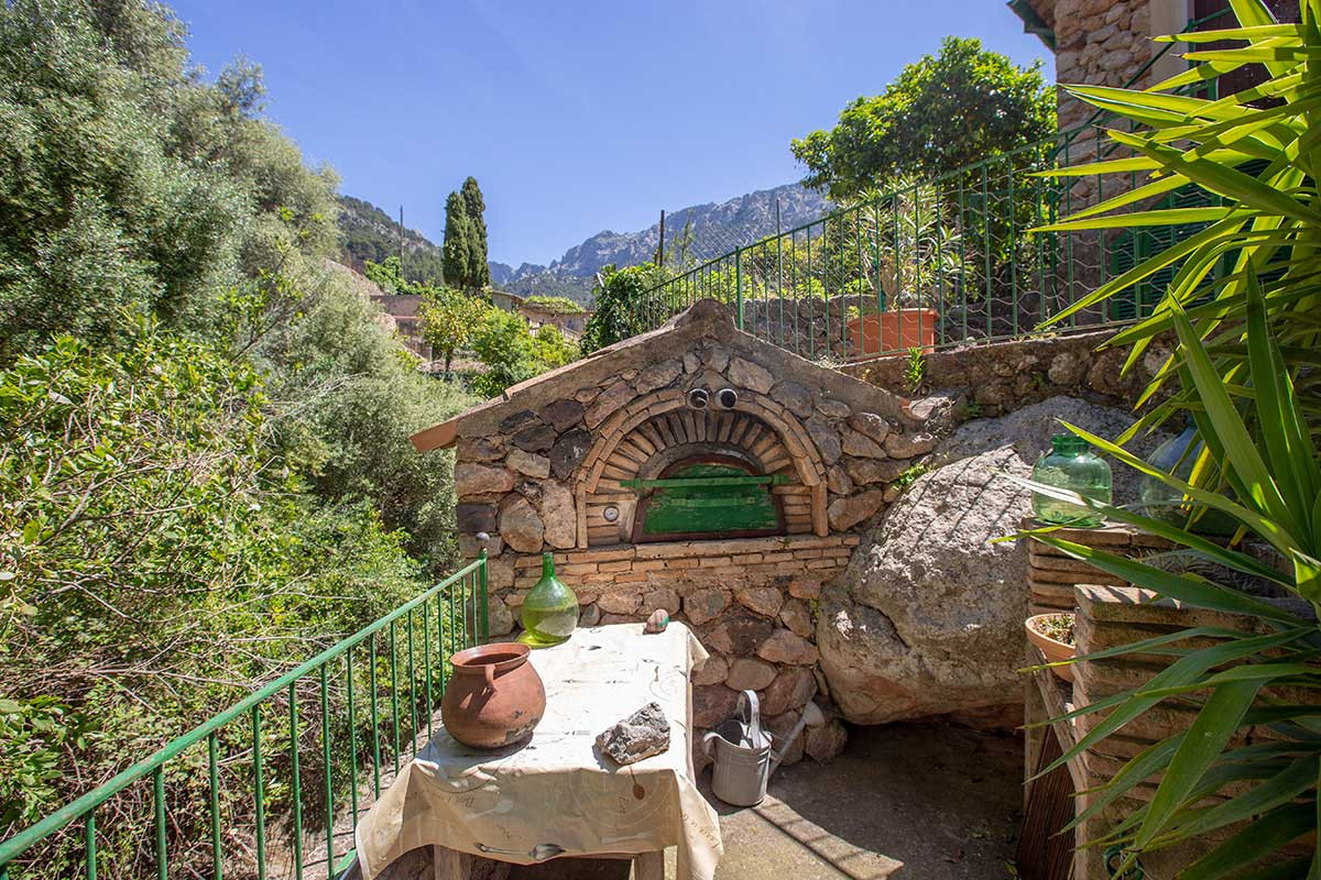 Fornalutx Villa for Sale